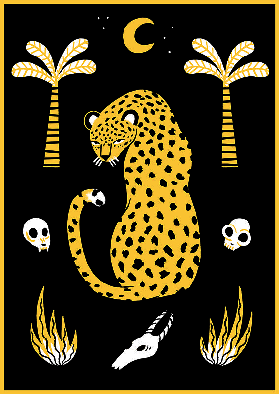 Ruby Taylor - Leopard