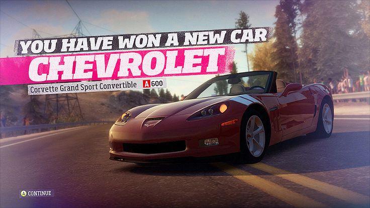 "查看此 @Behance 项目:""Forza Horizon""https://www.behance.net/gallery/48610451/Forza-Horizon"