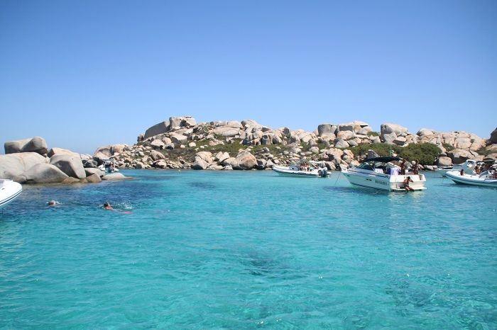 Les Iles Lavezzi en Corse du Sud