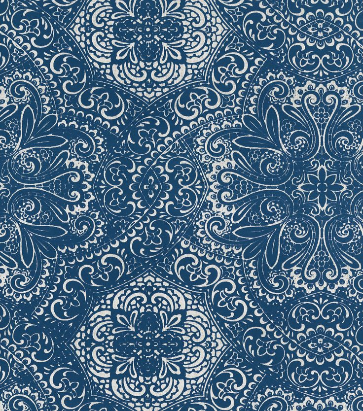 Hgtv Home Print Fabric Intricacy Gemstone
