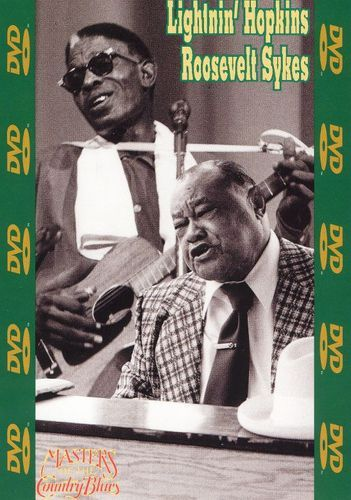 Masters of the Country Blues: Lightnin Hopkins and Roosevelt Sykes [DVD] [1993]