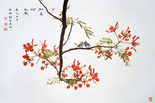Soul & Sensibilities by Kwek Leng Joo and Lin Lu Zai @ Gallery Belvedere (until 30 Nov)