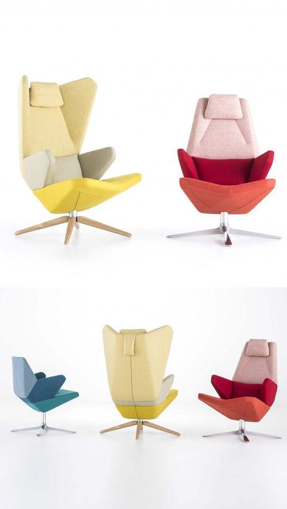 Prostoria Sessel Trifidae In 2019 Chair Office Furniture Design