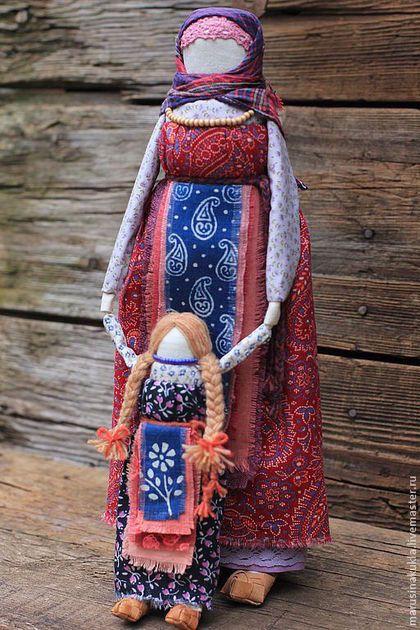 """Народные куклы ручной работы. Ярмарка Мастеров - ручная работа Кукла """"Дочка"""". Handmade."""