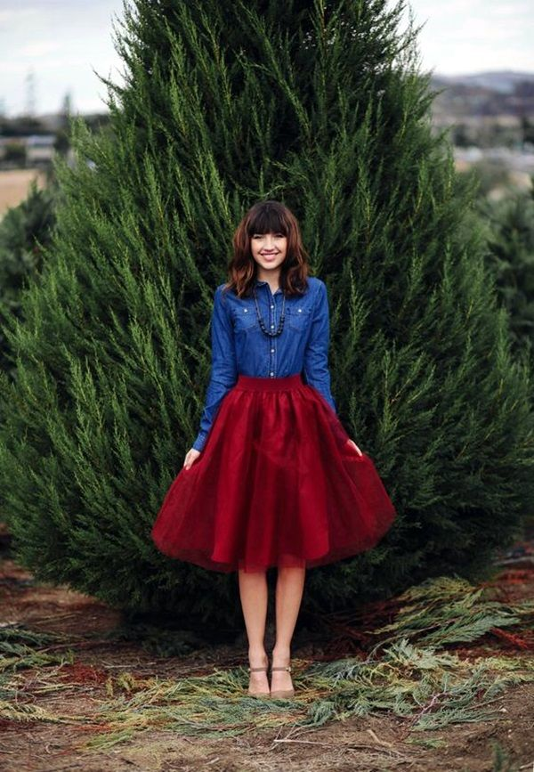 Keep The Style On With These 30 Tulle Skirt Outfits