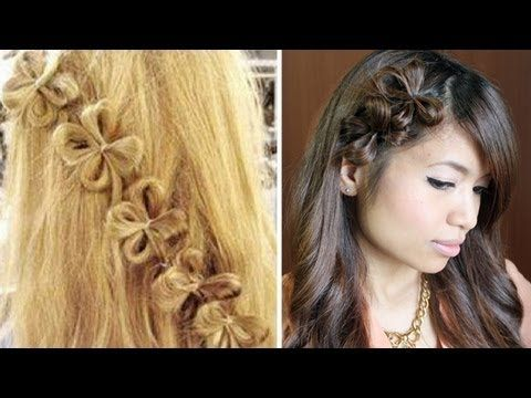 bow hair style 32 best bebexo hairstyles images on hair dos 1861