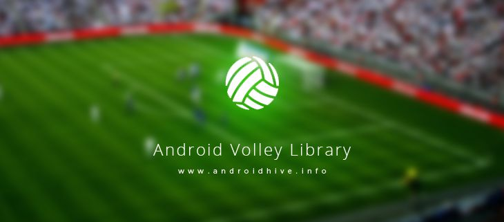 android volley library tutorial
