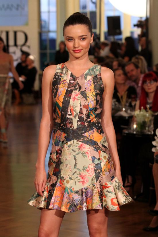 Miranda Kerr in Zimmerman for David Jones autumn winter 2012