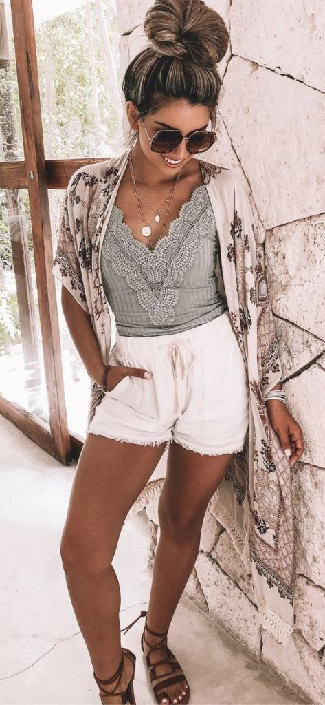 45 Genius Summer Outfits To Copy This Moment