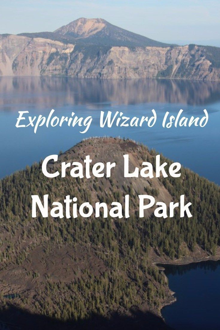 Vintage carnival ride www imgarcade com online image arcade - Crater Lake Oregon Is Such A Beautiful National Park And Visiting Wizard Island Crater Lake
