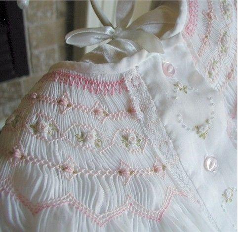 Birthday dress close-up