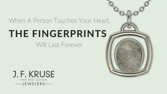 189 best cmwa jewelers images on pinterest diamond for Fingerprint jewelry by first impressions