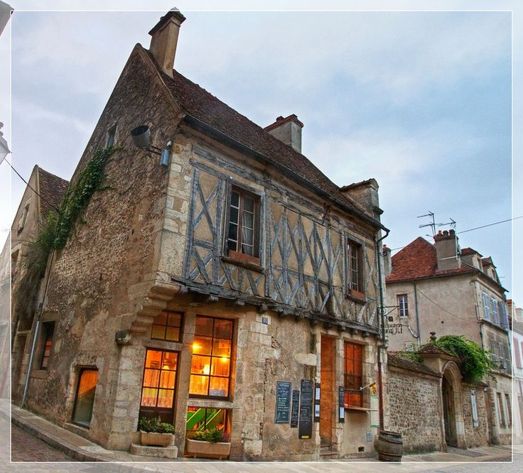 Avallon, Burgundy