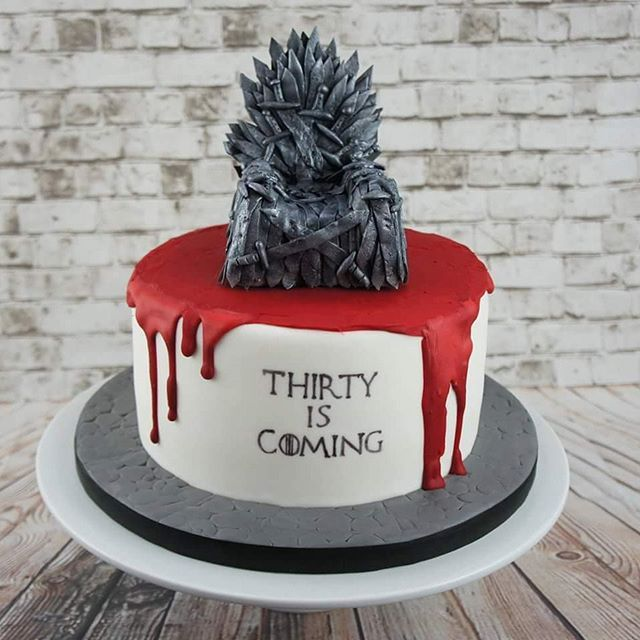 18 Best Game Of Thrones Cakes Images On Pinterest