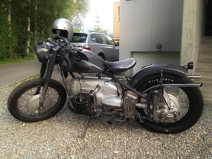 condor a580 old style bobber motorrad motorrad und. Black Bedroom Furniture Sets. Home Design Ideas