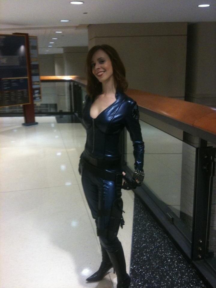 Black Widow Halloween Costume Avengers