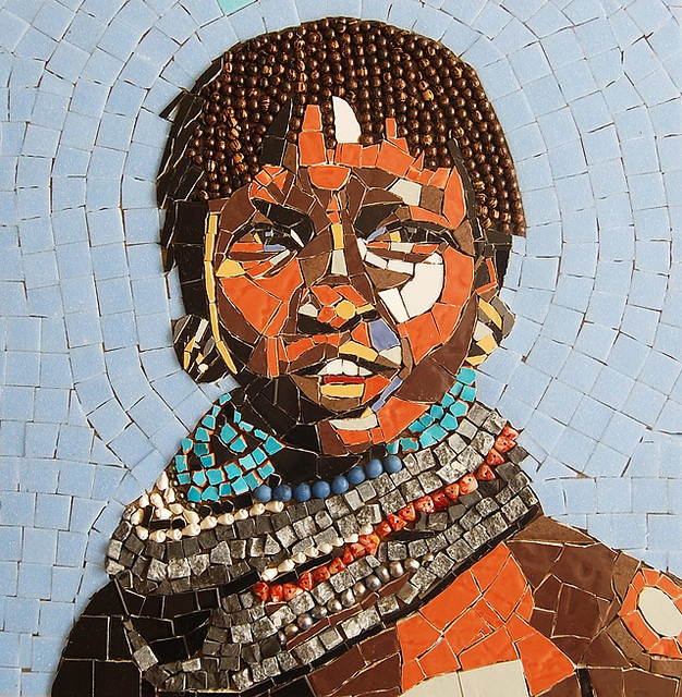 african girl 2 by ...marta, via Flickr