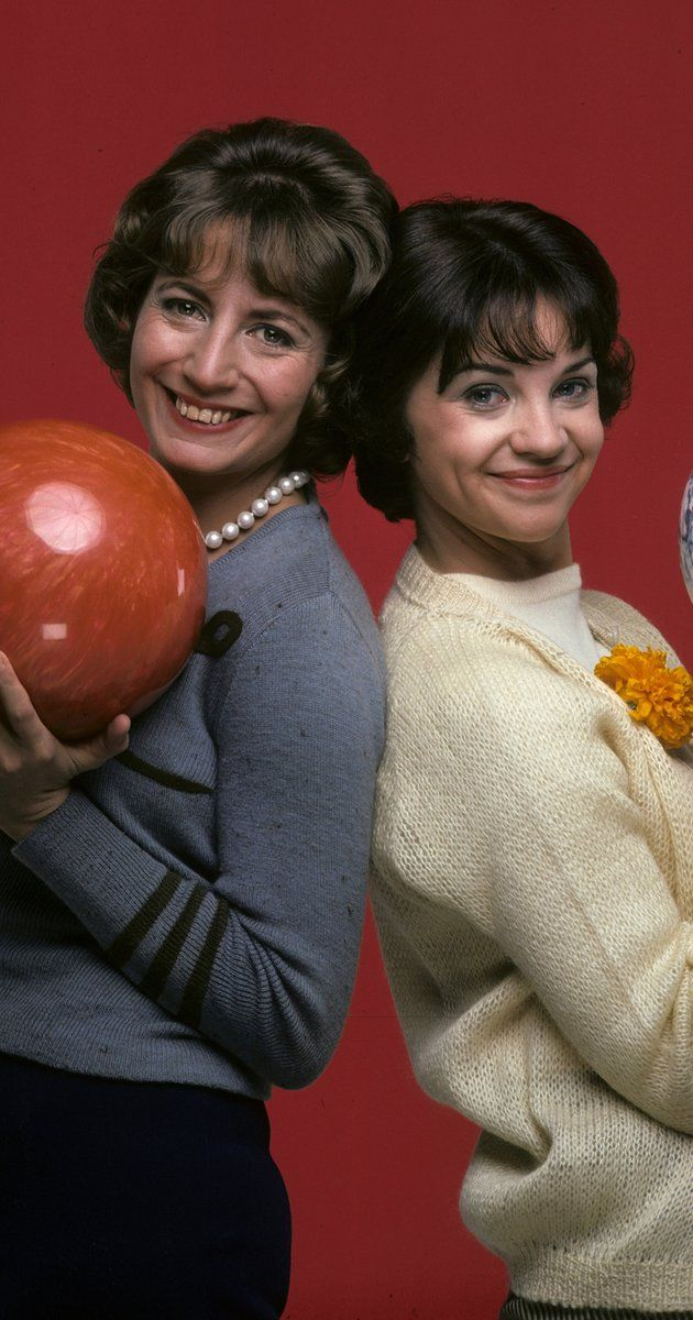 Created by Lowell Ganz, Garry Marshall, Mark Rothman.  With Penny Marshall, Cindy Williams, David L. Lander, Michael McKean. The misadventures of two single women in the 1950s and '60s.