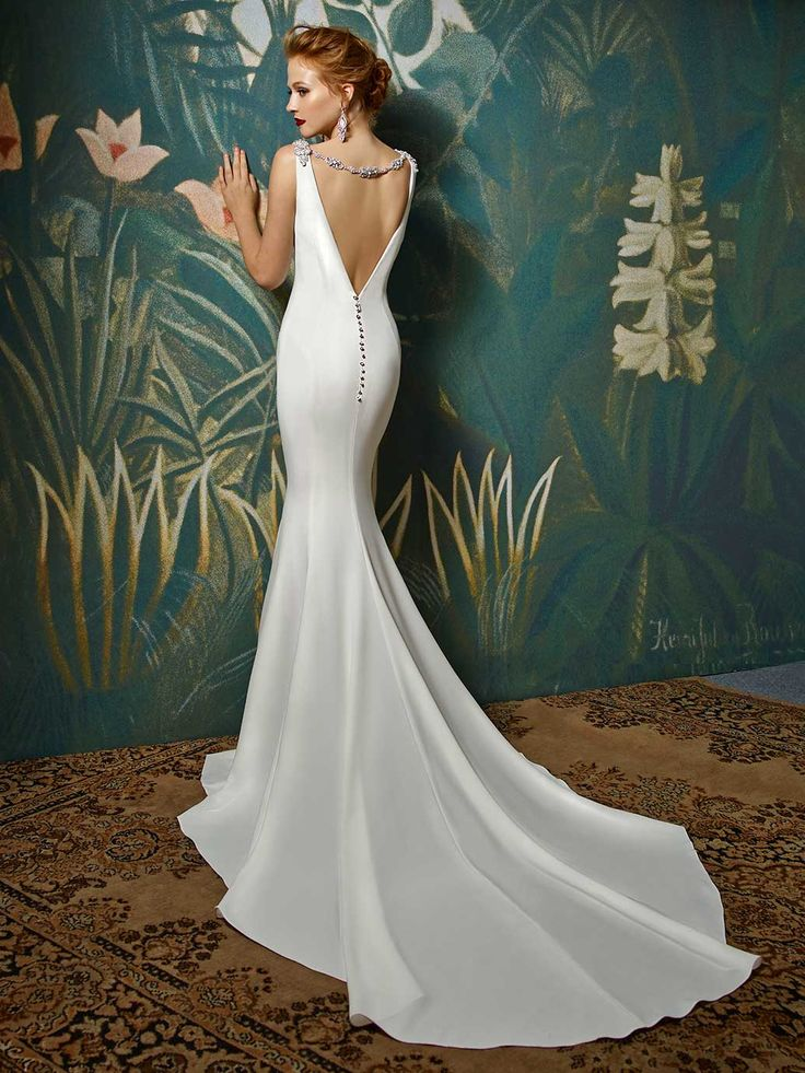Janine Available at Uptown Bridal- www.uptownbrides.com