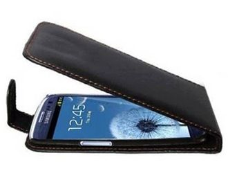Samsung Galaxy S3 i9300 PU Leather Case now only $9.95 (reg 19.95) at Myasiatrade.com