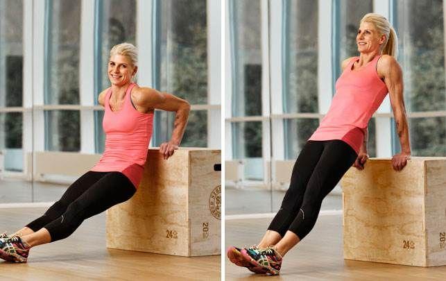 En stærk krop gør dig sund, smuk og fri. Det mantra efterlever personlig træner Rikke Hørlykke selv, og her viser hun seks øvelser, der giver dig styrke fra top til tå.