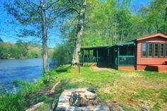 Asheville River Cabins