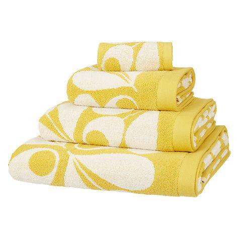 13 best orla kiely towels images on pinterest. Black Bedroom Furniture Sets. Home Design Ideas