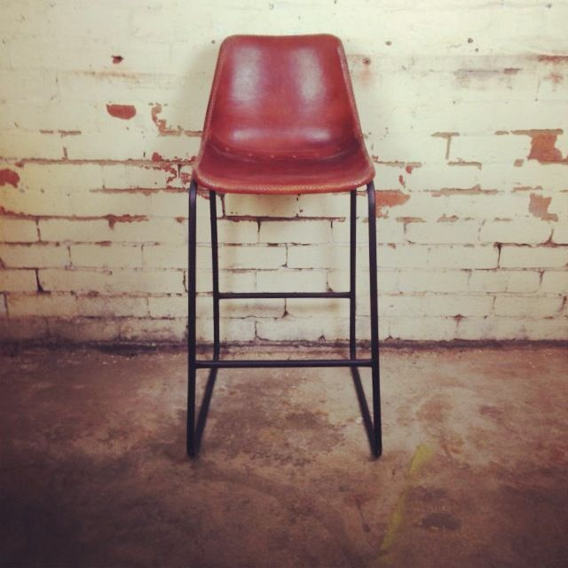 Our new model Tennessee bar chair. Dropping in very soon. Get on our waiting list at - http://www.mulbury.com.au/collections/seating/products/tennessee-bar-chair