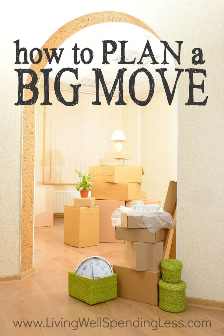 how to plan a move from How to plan a move just about any way you slice it, a move is a big, disruptive change that will take a lot of time and hard work to execute smoothly.