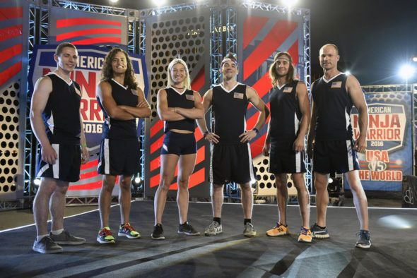 Another American Ninja Warrior special is coming this weekend. Find out more now! http://tvseriesfinale.com/tv-show/american-ninja-warrior-top-players-compete-nbc-special/?utm_content=buffer9fbeb&utm_medium=social&utm_source=pinterest.com&utm_campaign=buffer Are you a fan of this series?