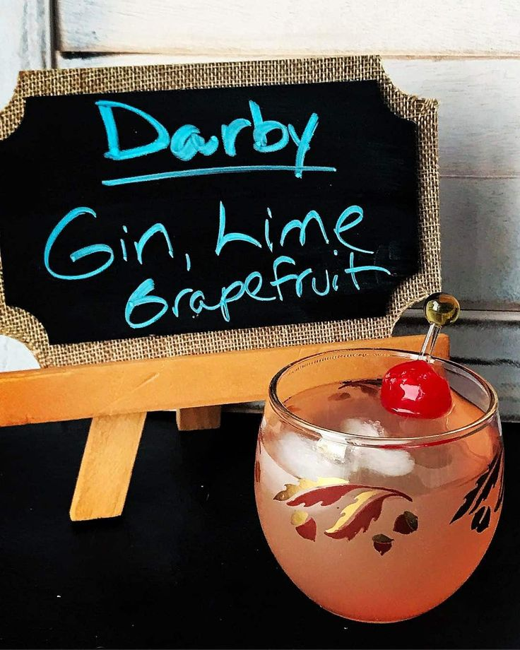 Darby Cocktail Recipe - The Kitchen Magpie
