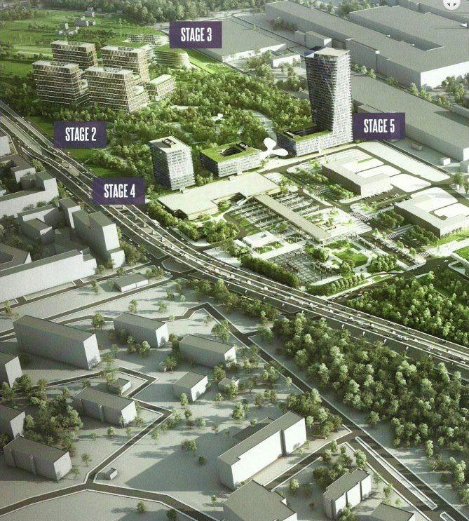 Planowane inwestycje na Bielanach