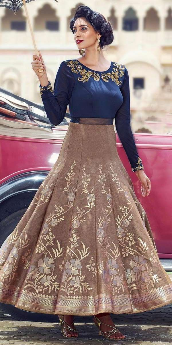 #Nallucollection #Shopping #Ethnic #Bollywood #Gown