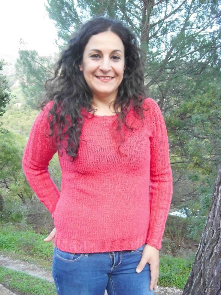 VINZERIA RUVIDA fra designlinien YPSPIGRA, strikkekit fra domoras