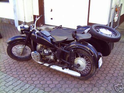 1963 Dnepr K750