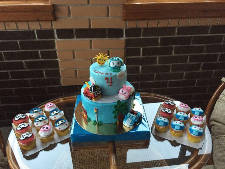Детские торты на заказ в Одинцово и Москве