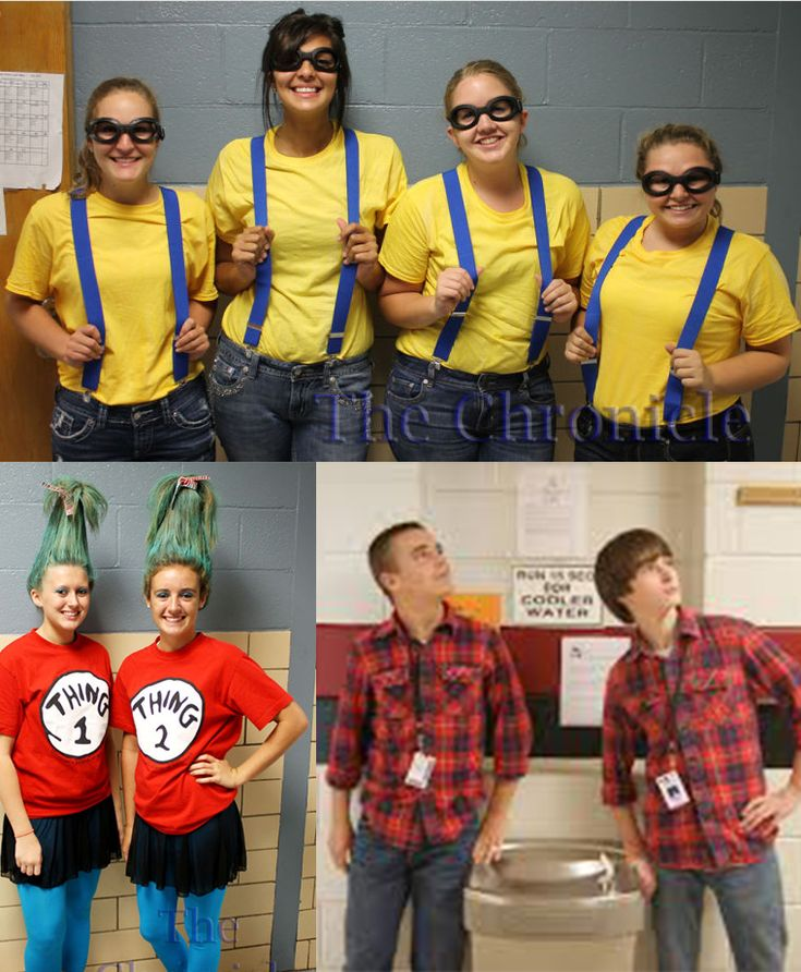Dress Up Ideas for Spirit Week | Our Everyday Life