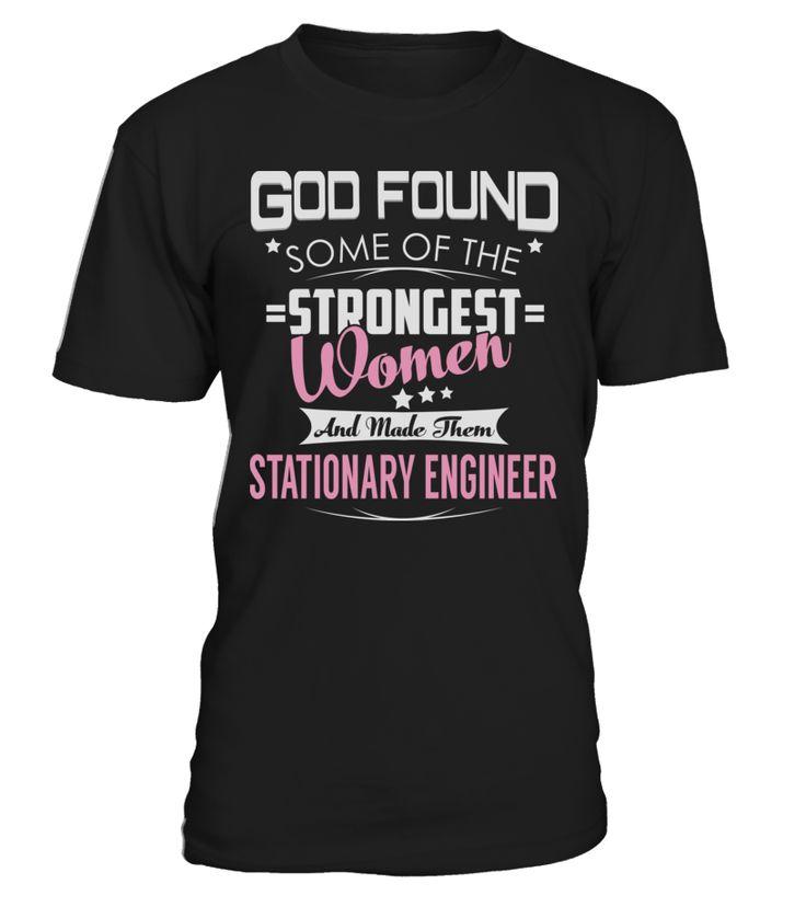 Stationary Engineer - Strongest Women