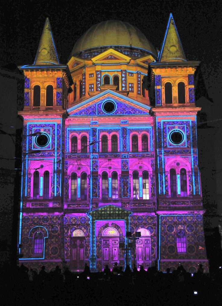 Light Move Festival, Lodz, Poland 2014