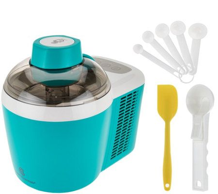 CooksEssentials 3/4qt Thermo-Electric Ice Cream Maker