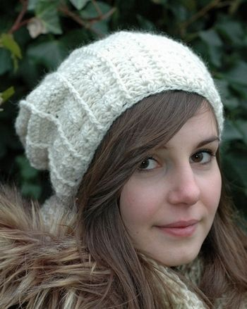 crochet hat lace free pattern tutorial how to