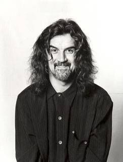 Billy Connolly-Love the scottish accent and he's hilarious.  Crazy hair-especially after it turned white but he seems cool and he has those crinkly eyes.