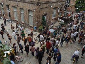 WUK Fahrrad Flohmarkt Jeden 1. Mittwoch im Monat