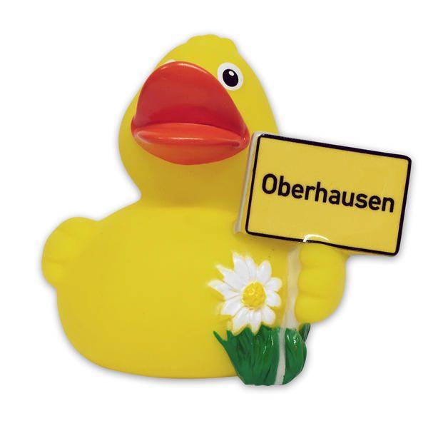 Badeente Stadt Oberhausen