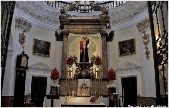 Capilla de Jesús Nazareno de Lucena Córdoba - Viajando con Abraham