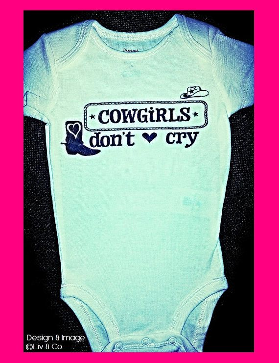 Hey, I found this really awesome Etsy listing at https://www.etsy.com/listing/169522126/cowgirl-baby-outfit-western-baby-one