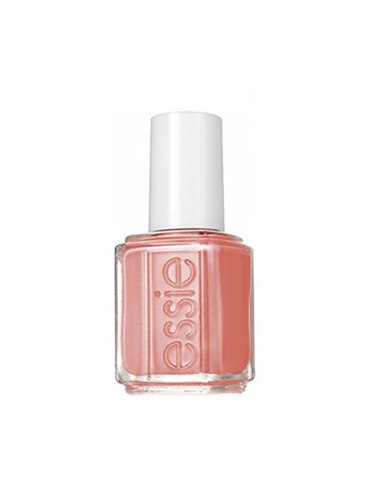 The Best Long-Lasting Nail Polishes: Essie nail polish in Peach Side Babe | allure.com