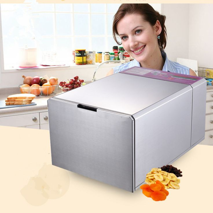 Home application mini food dehydrator stainless steel fruit dryer drying machine   ZF