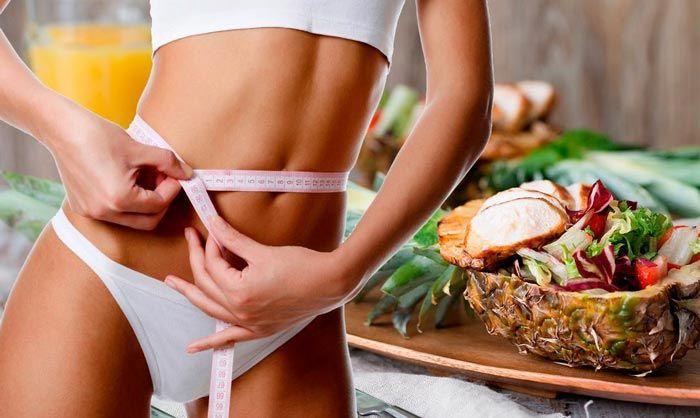 adelgazar dieta piña