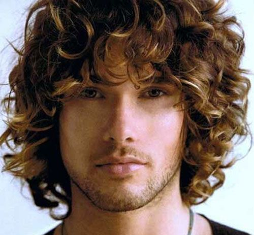 Superb 1000 Ideas About Men Curly Hairstyles On Pinterest Curly Short Hairstyles For Black Women Fulllsitofus